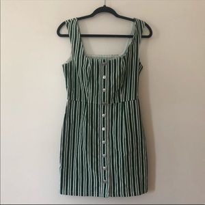 Urban Outfitters button up corduroy dress 2